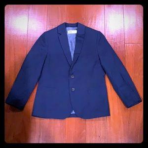 H&M boys navy blue blazer